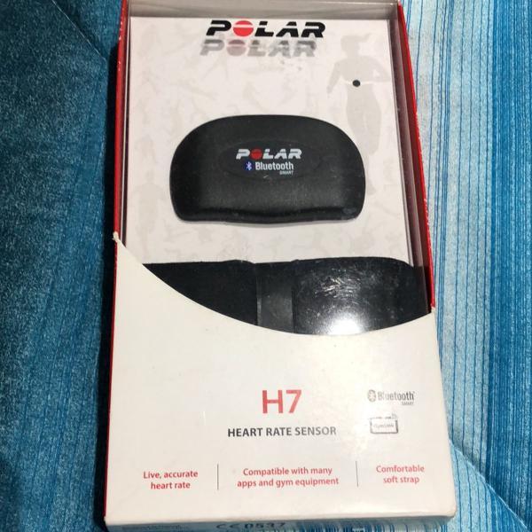 Monitor cardíaco polar h7