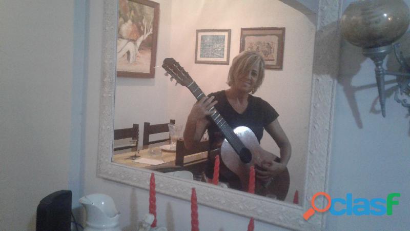 Professora particular de violão rj – todas idades