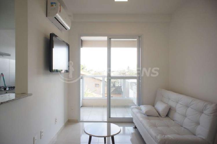 Apartamento com 2 quartos para alugar, 57 m² por r$