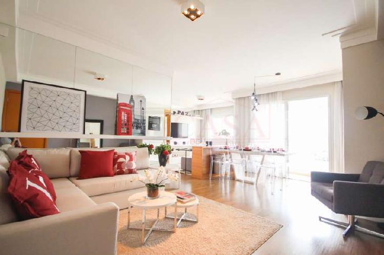 Apartamento com 3 quartos à venda, 70 m² por r$ 439.000