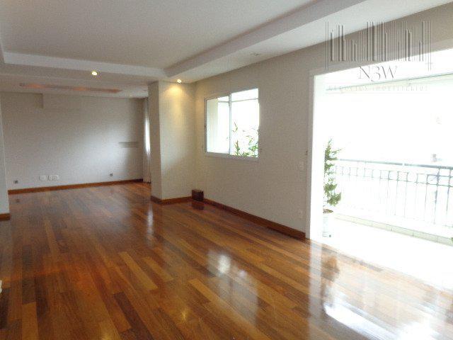 Apartamento com 3 quartos para alugar, 172 m² por r$