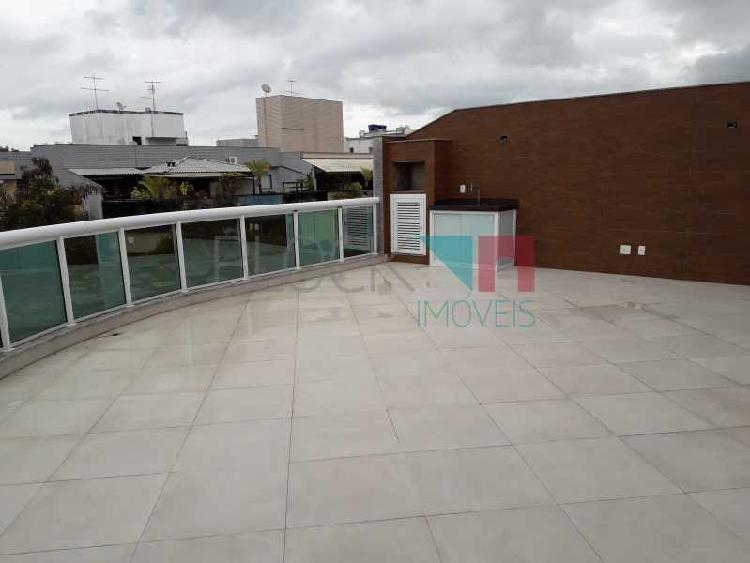 Cobertura com 3 quartos para alugar, 331 m² por r$
