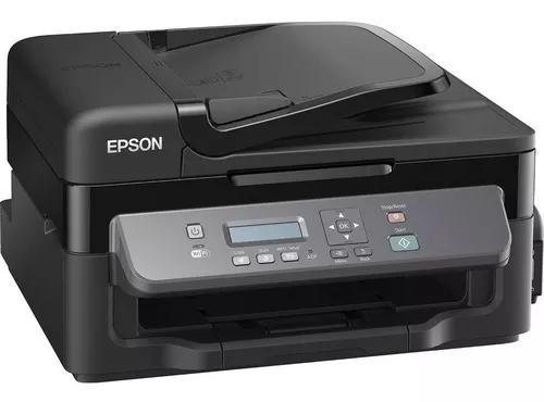 Epson multifuncional m205 monocromatica tanque de tinta