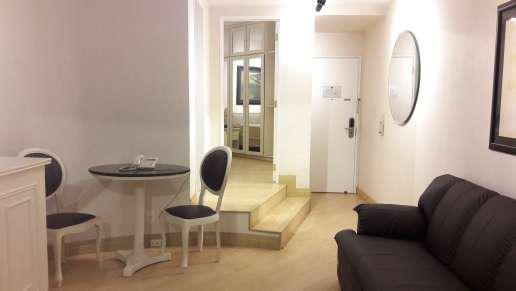 Flat com 1 quarto para alugar, 50 m² por r$ 2.800/mês cod.