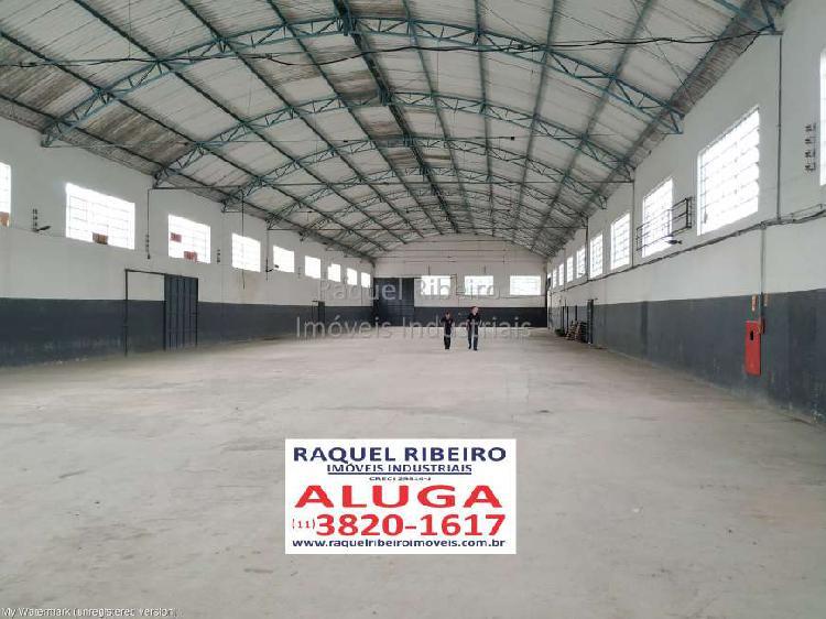 Galpão/depósito/armazém para alugar, 2200 m² por r$