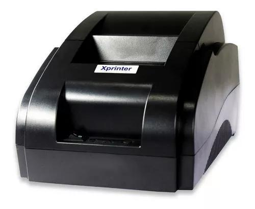 Impressora térmica não fiscal 58mm com 10 bobinas