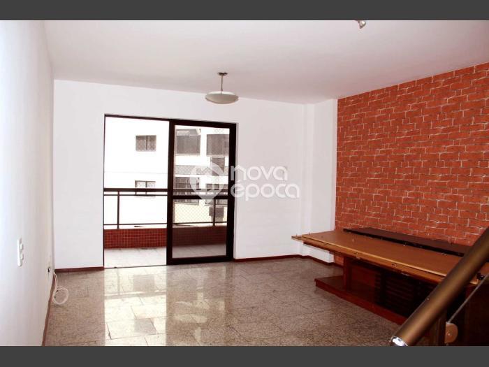 Méier, 3 quartos, 2 vagas, 133 m² rua silva rabelo,