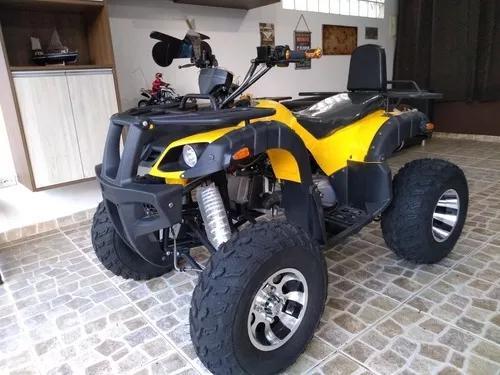 Monster 150cc 0km 2019 automático completo p/2 pessoas