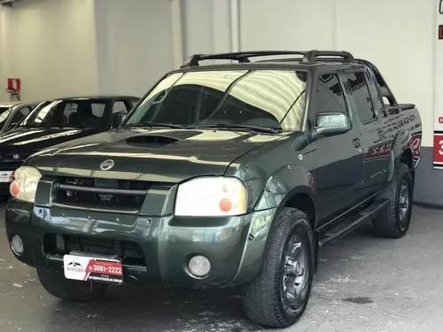 Nissan frontier 2.8 xe 4x2 cd turbo
