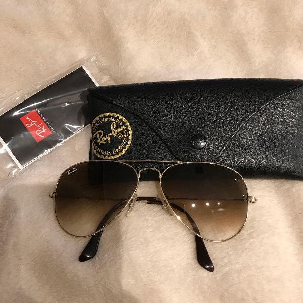Oculos ray ban degradê