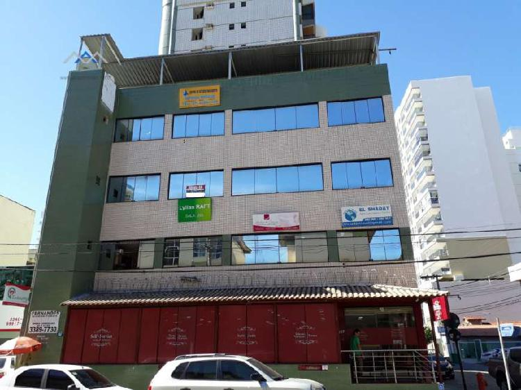 Sala comercial para alugar, 40 m² por r$ 800/mês cod. 594