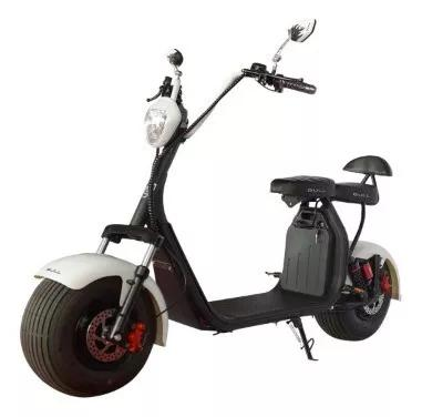 Scooter moto elétrica - 1000w - ciclo city - loja física