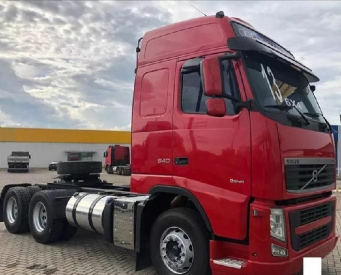 Volvo fh12 540 6x4 1313 globetrotter
