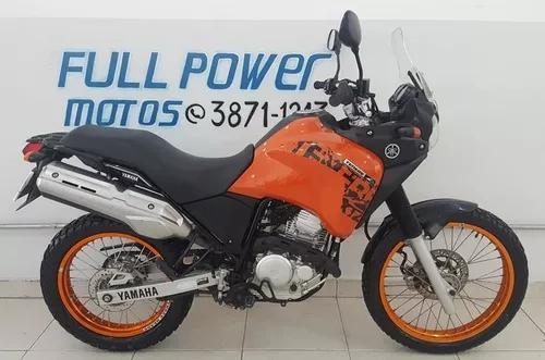 Yamaha tenere 250 laranja 2014