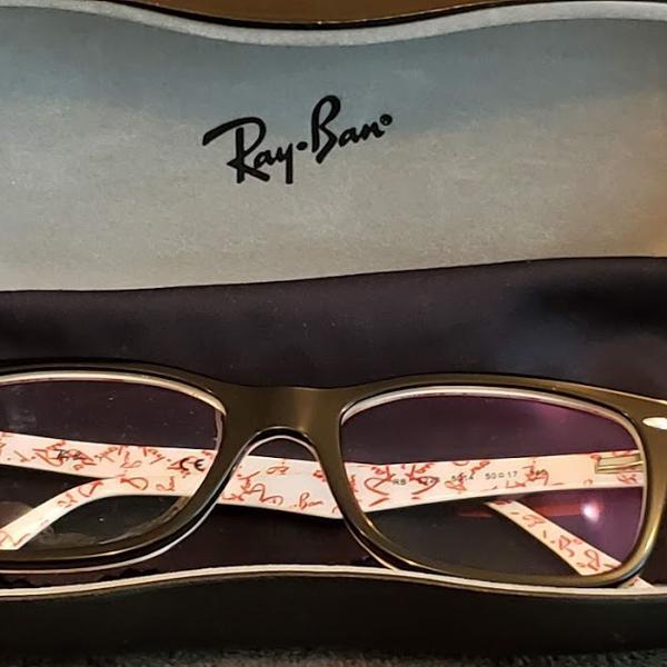 Armação óculo ray-ban