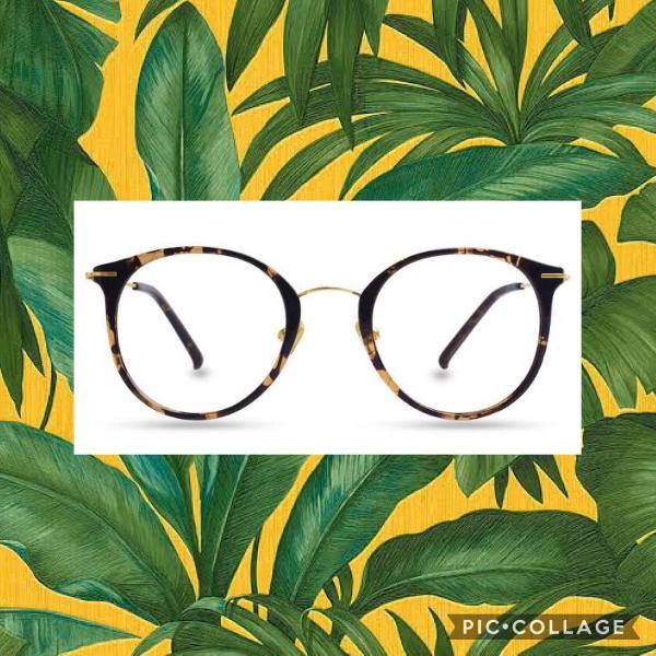 Armação óculos de grau tortoise firmoo