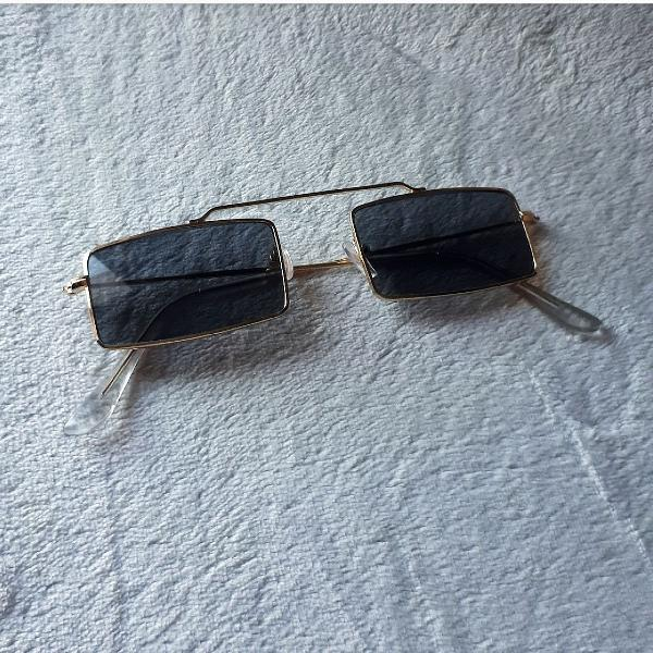 Culos motu preto vintage 80's hipster fashion