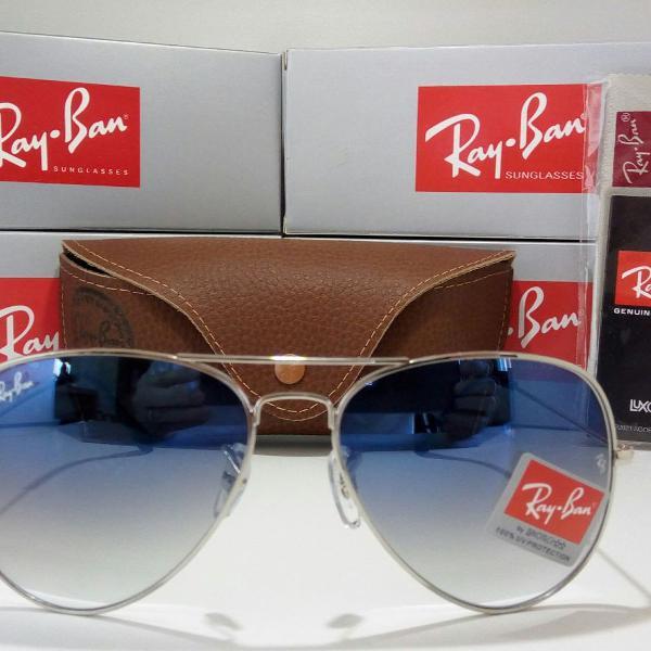Culos de sol rayban rb 3026 azul degrade