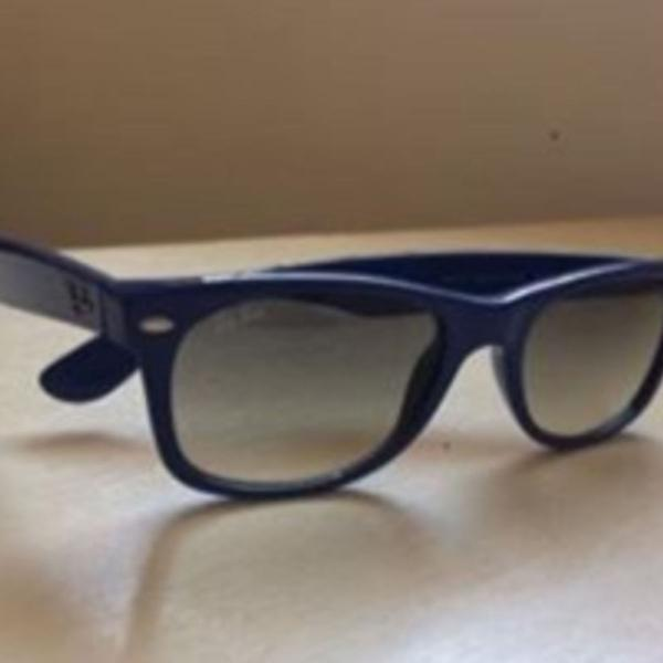 Culos original new wayfarer ray ban azul