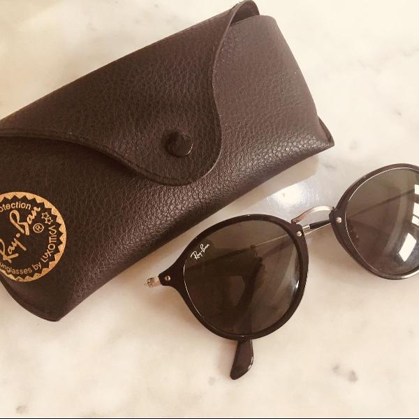 Culos ray ban round classic fleck