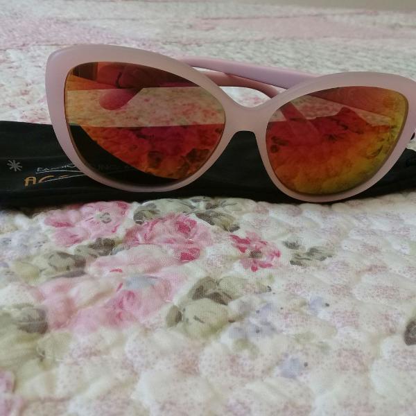 Culos sol rosado espelhado