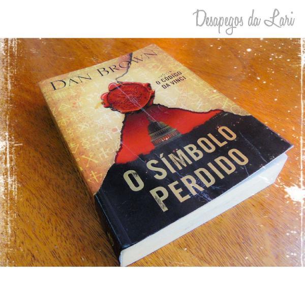 """Livro """"o símbolo perdido"""""""