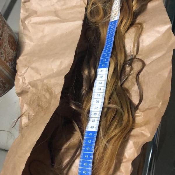 Mega hair - 50 cm