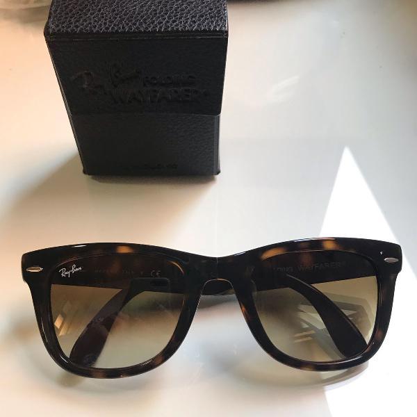 Oculoso wayfarer folding
