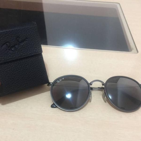 ray ban foldable round
