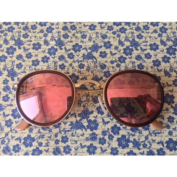 Ray ban round rose ( rb 3517 )