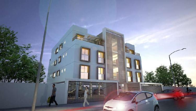 Apartamento com 1 quarto à venda, 47 m² por r$ 139.900