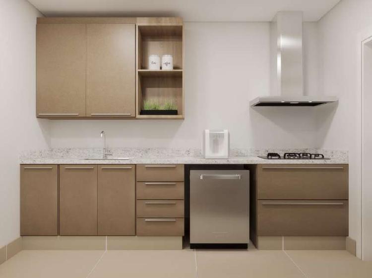 Apartamento com 2 quartos à venda, 108 m² por r$ 1.390.000