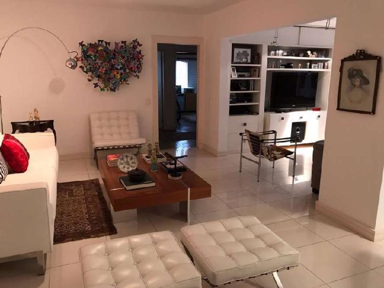 Apartamento com 2 quartos à venda, 130 m² por r$ 1.480.000
