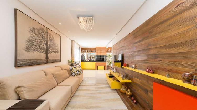 Apartamento com 2 quartos à venda, 160 m² por r$ 1.100.000