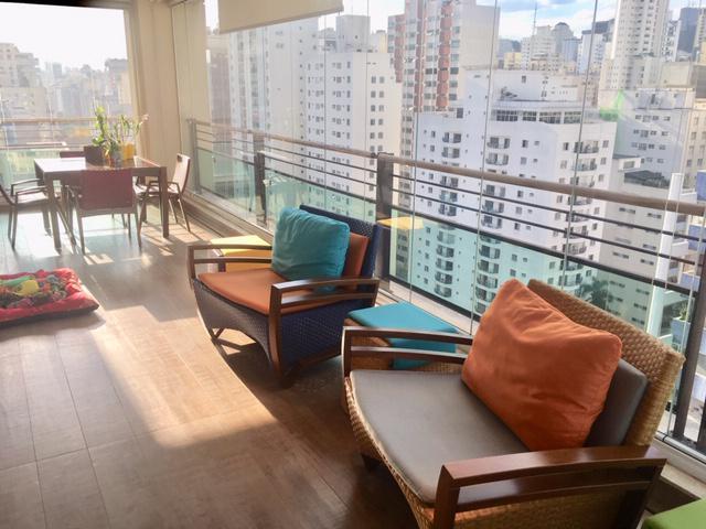 Apartamento com 2 quartos à venda, 240 m² por r$ 4.500.000