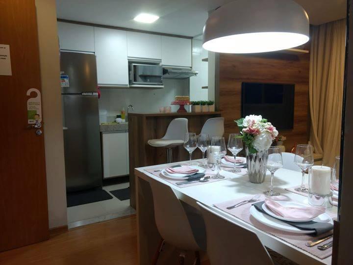 Apartamento com 2 quartos à venda, 43 m² por r$ 195.000