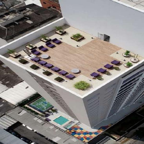 Apartamento com 2 quartos à venda, 49 m² por r$ 265.000