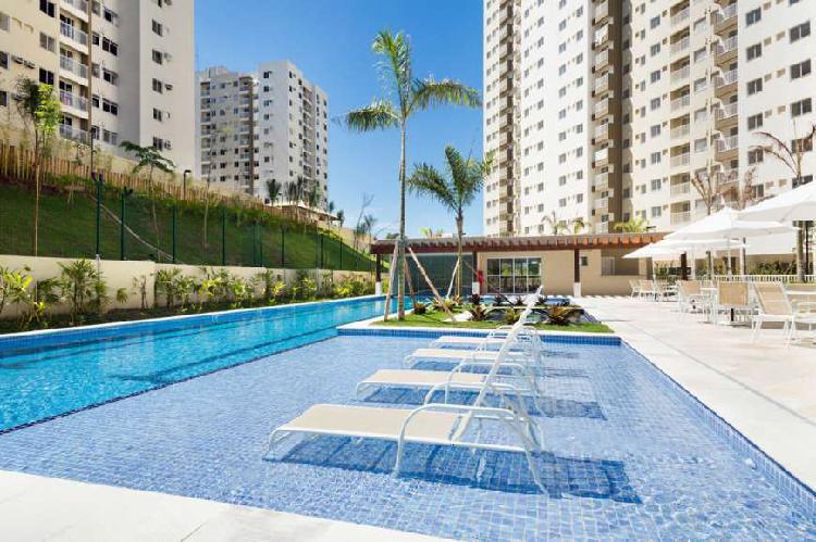 Apartamento com 2 quartos à venda, 52 m² por r$ 287.900