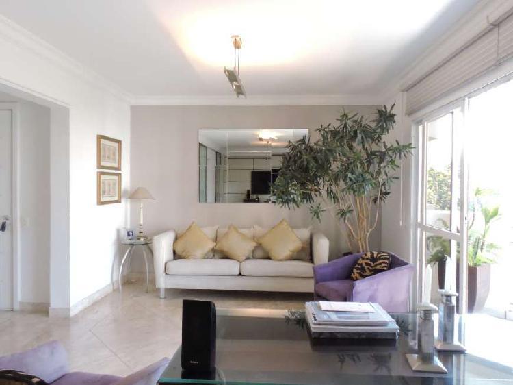 Apartamento com 3 quartos à venda, 140 m² por r$ 2.600.000