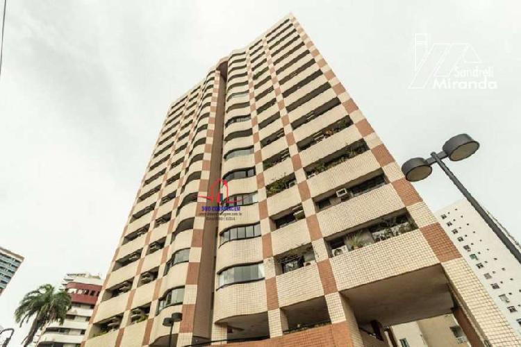 Apartamento com 3 quartos à venda, 141 m² por r$ 700.000