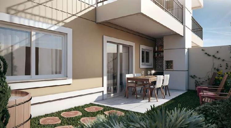 Apartamento com 3 quartos à venda, 76 m² por r$ 348.500