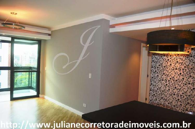 Apartamento com 3 quartos à venda, 82 m² por r$ 620.000