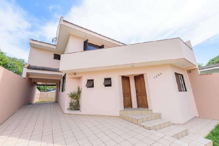 Casa com 4 quartos à venda, 254 m² por r$ 750.000 cod.