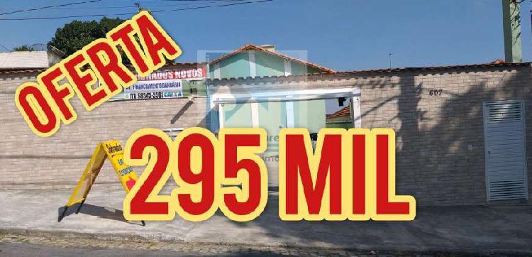 Casa de condomínio com 2 quartos à venda, 61 m² por r$