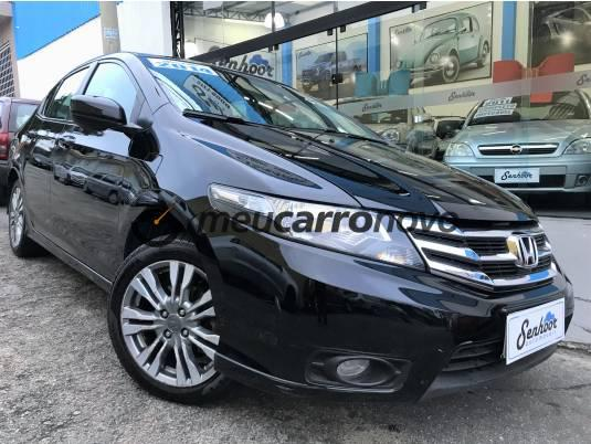 Honda city sedan lx 1.5 flex 16v 4p aut. 2013/2014
