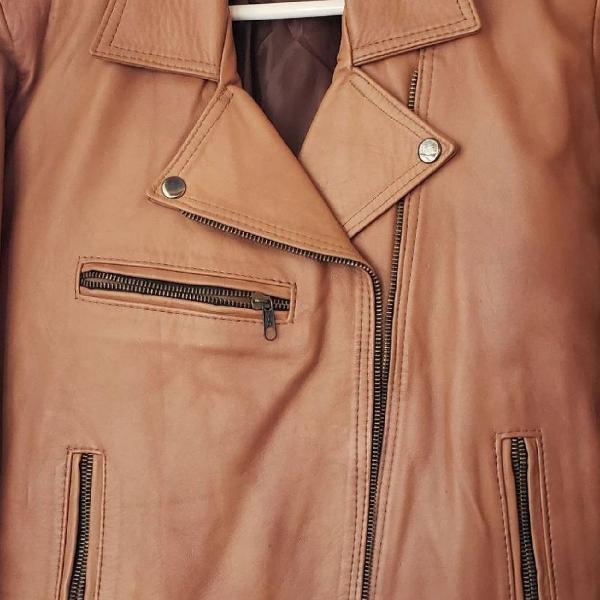 Jaqueta de couro g