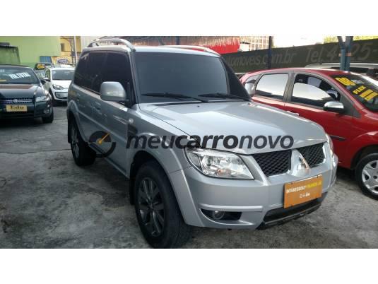 Mitsubishi pajero tr4 2.0 16v 4x2 (flex) (aut) 2012/2013