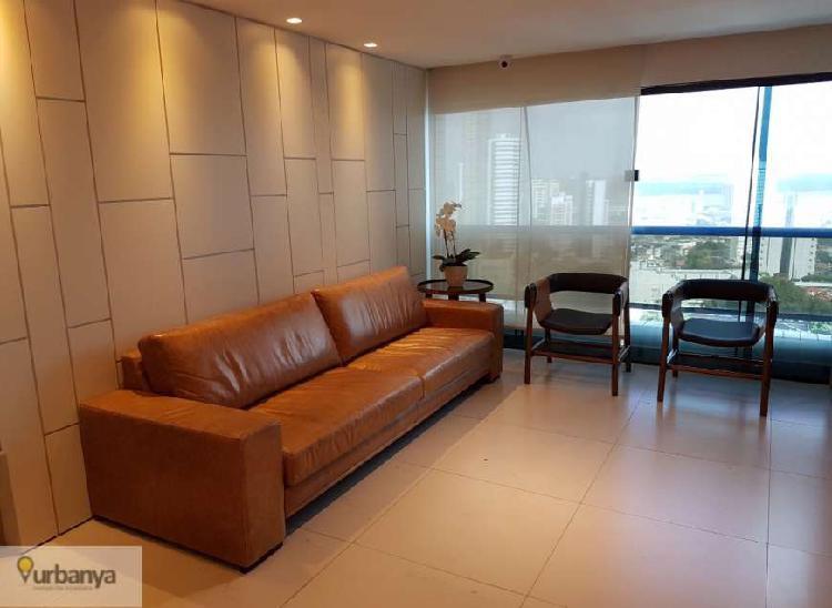 Sala comercial à venda, 105 m² por r$ 650.000 cod. urb110f