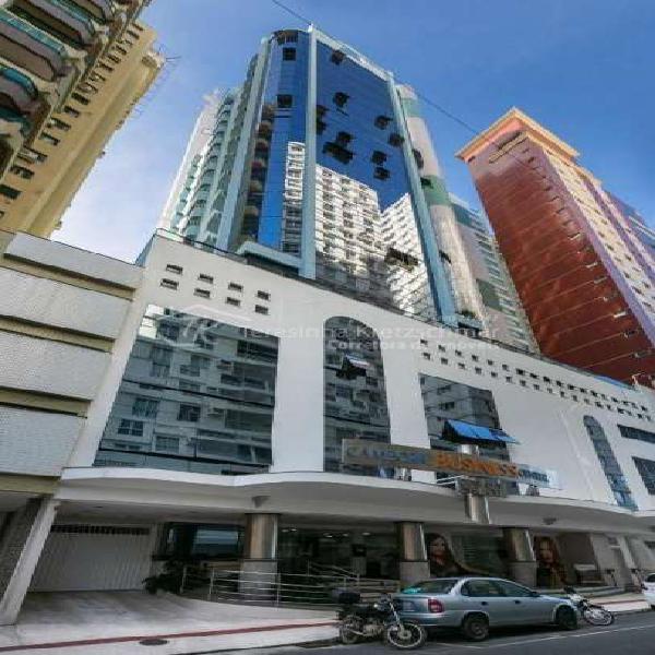Sala comercial à venda, 59 m² por r$ 400.000 cod. 297