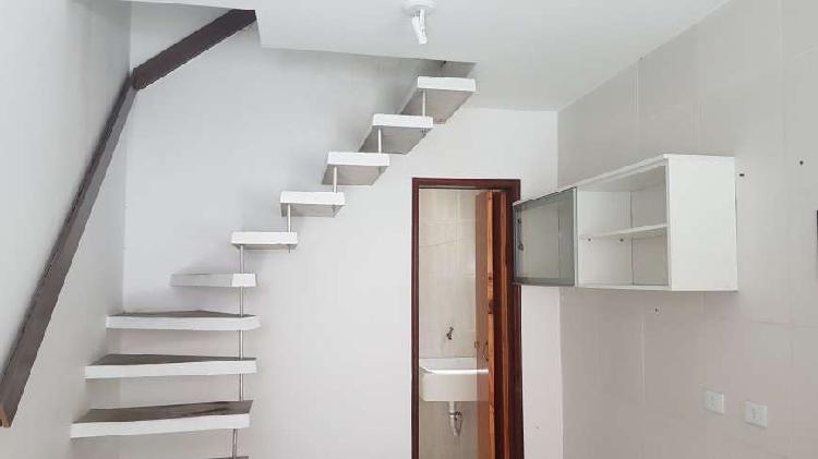 Sobrado com 1 quarto à venda, 40 m² por r$ 110.000 cod.
